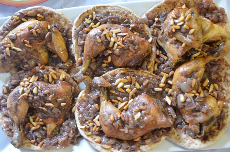 best non veg to eat in Jordan