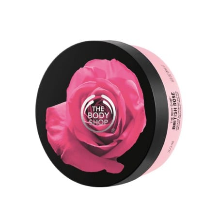 The Body Shop British Rose Body Butter Review