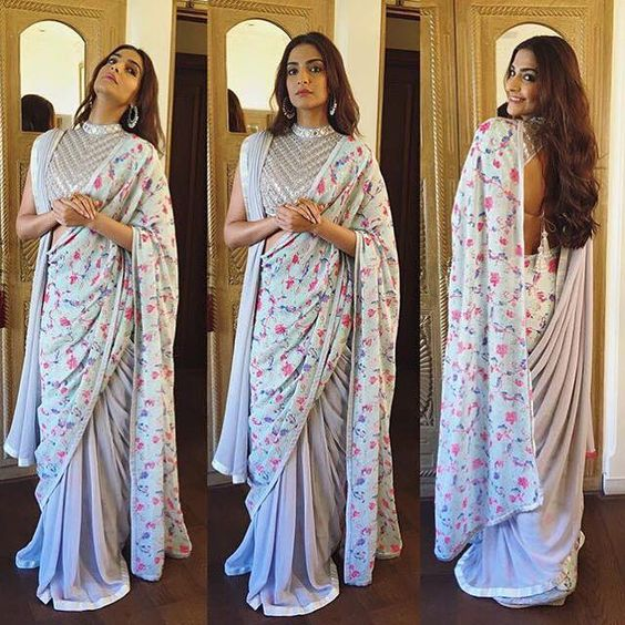 beauty lessons from Sonam Kapoor