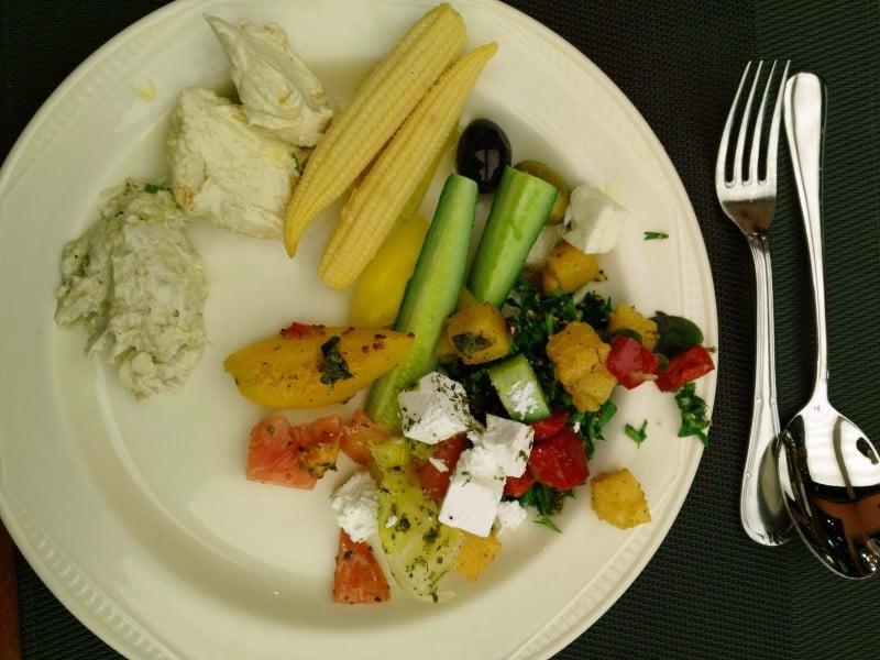 5 must try vegetarian Arabic foods in Jordan
