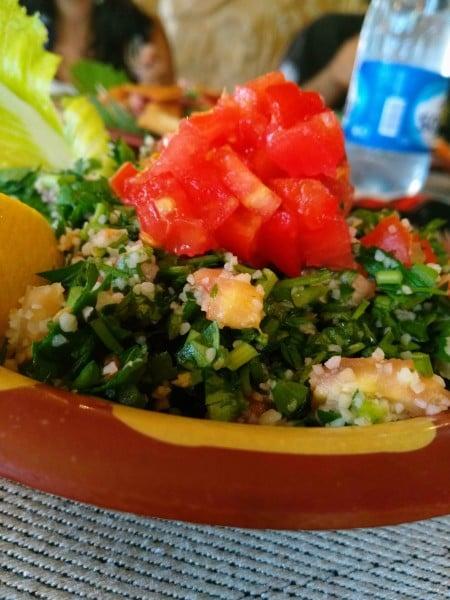 5 must have vegetarian food options in Jordan