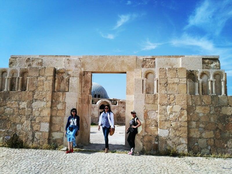 Amman Citadel in photos