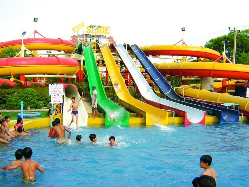 Top 5 amusements parks in Delhi/NCR