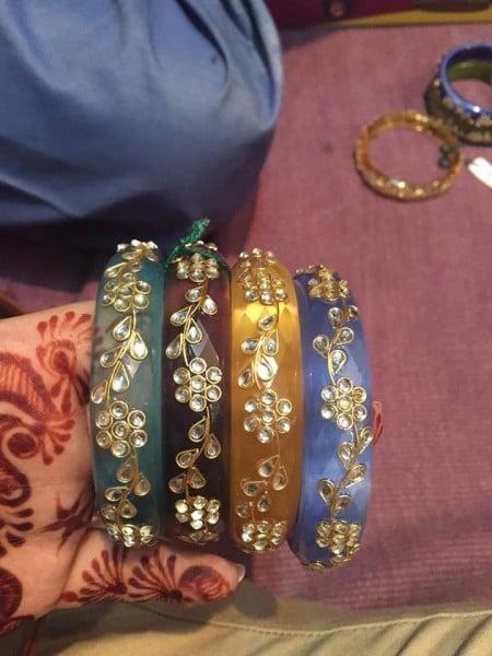 bangle shopping at Jodhpur