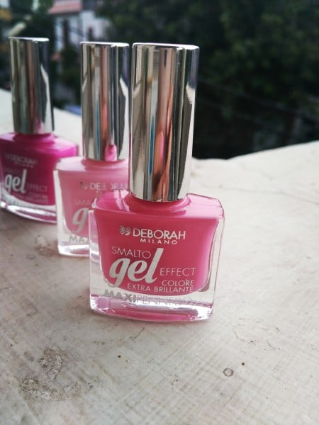 Deborah Milano Gel Effect Nail Polish review