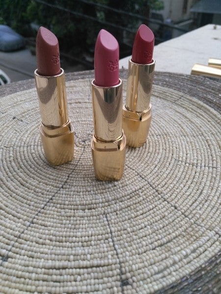 Deborah Milano lipstick review