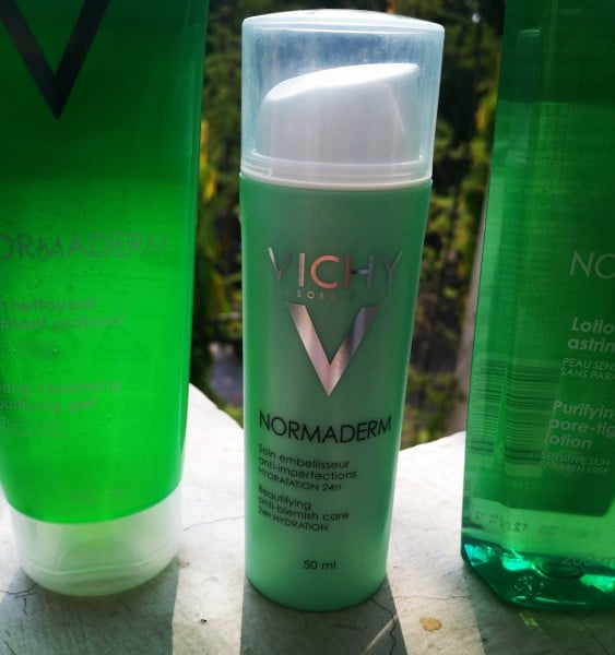 Vichy normaderm beautifying anti blemish care review