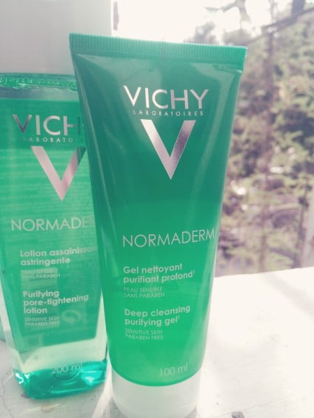Vichy normaderm skincare review
