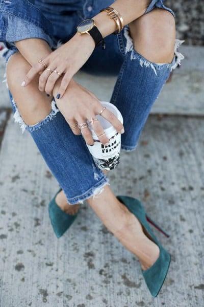 footwear shopping tips