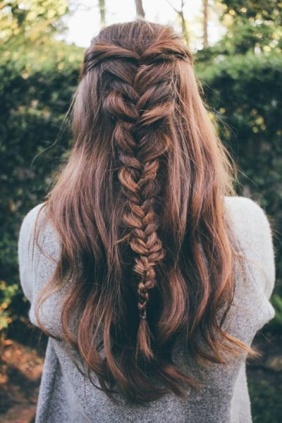 hair for a date