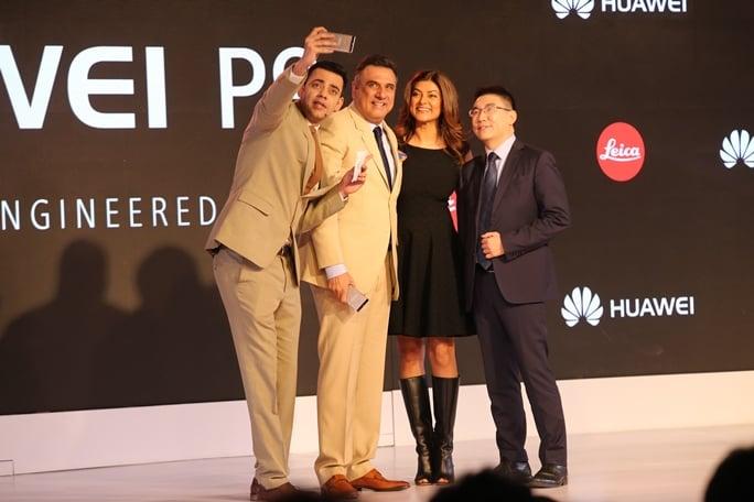 Huawei P9 launch Delhi