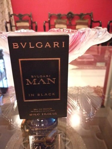 bvlgari man in black edp review