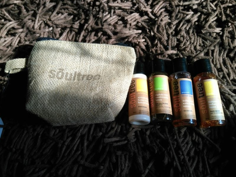 soultree travel kit review