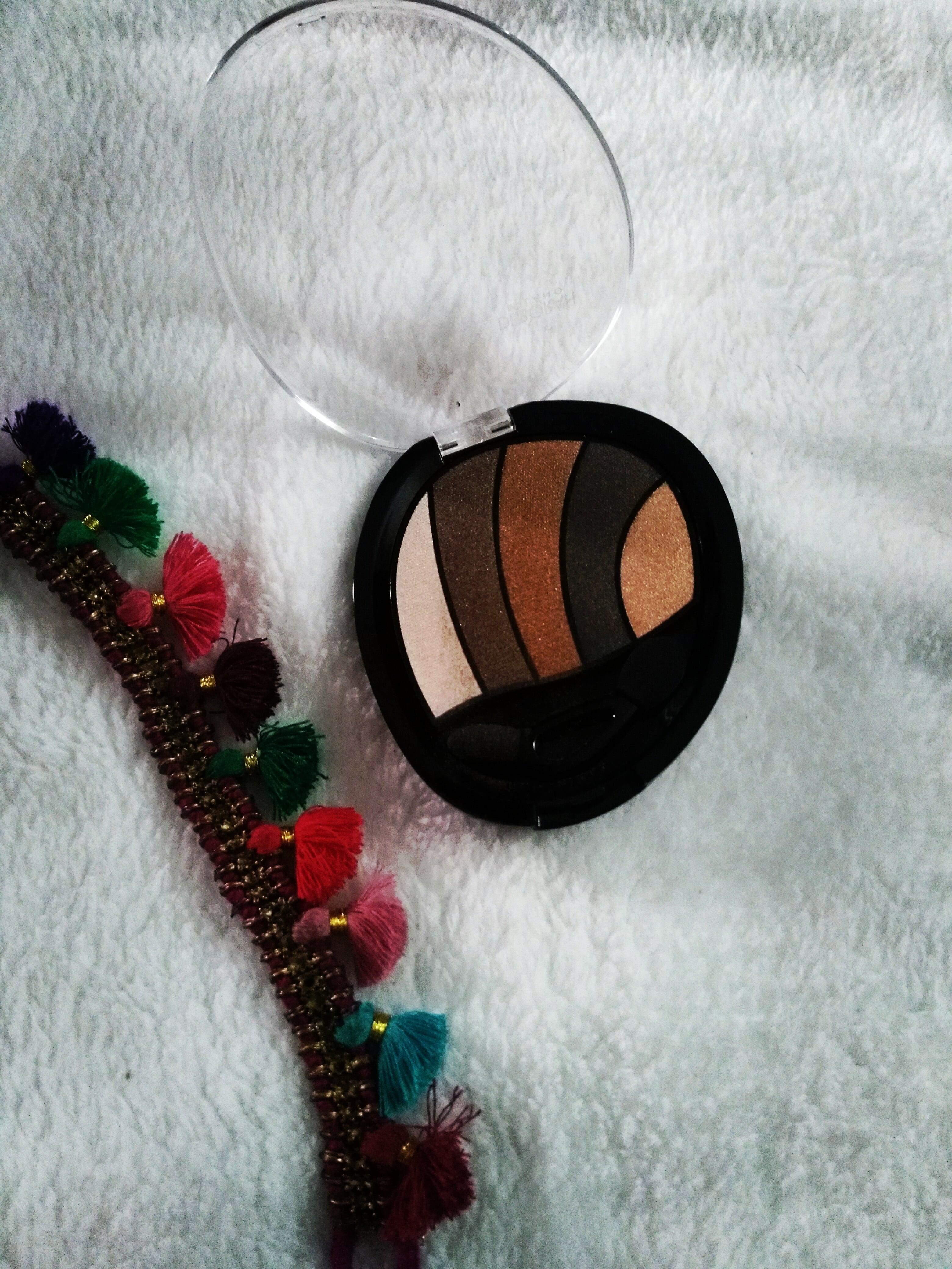 Deborah Milano Smokey Eye Palette review