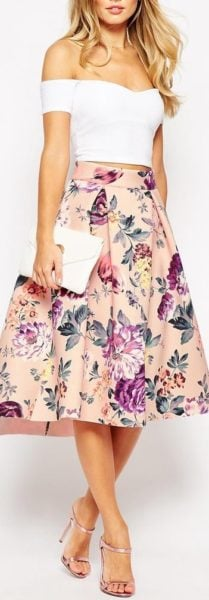 7 gorgeous ways to style your skirts