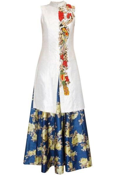 kurta and skirts for weddings