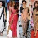 7 unique ways to tie a saree