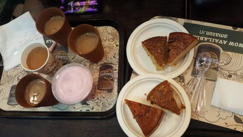 Chaayos review