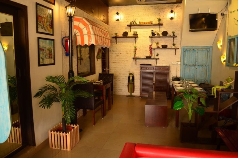 Free Wi-Fi cafes in Noida
