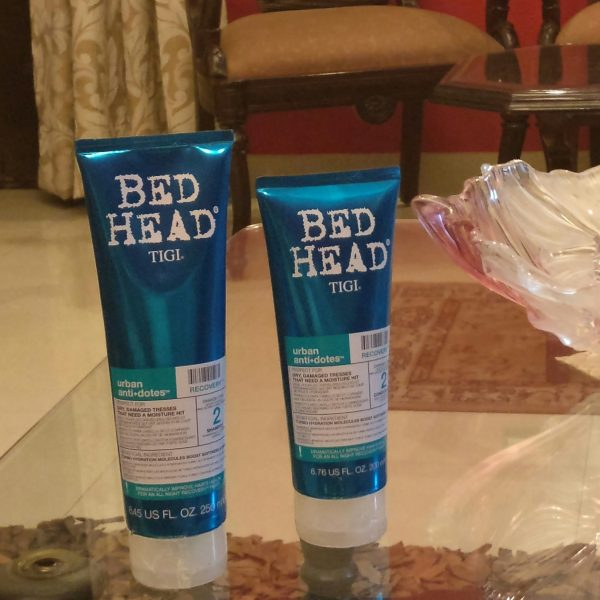 TIGI Bead Head Urban Antidote Recovery shampoo & conditioner review