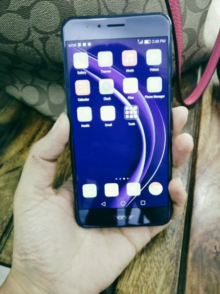 honor 8 specifications