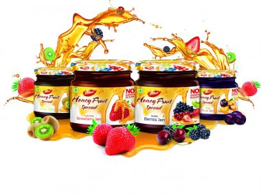 Dabur Honey Fruit Spread