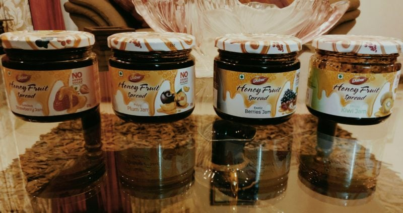 Dabur Honey Fruit Spread review