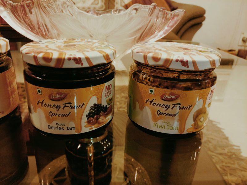 Dabur Honey Fruit Spread goodness