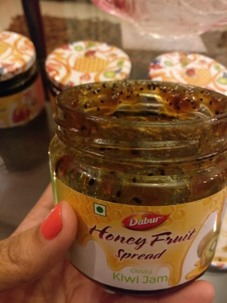 Dabur Honey Fruit Spread benefits