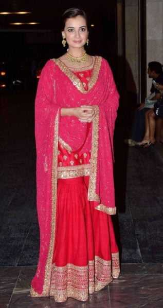 Dia Mirza slaying it and we are lovin' it...