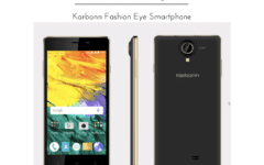 Giveaway Karbonn Fashion Eye Smartphone