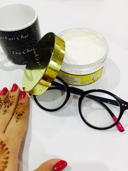 Pamper yourself with the goodness of natural ingredients.