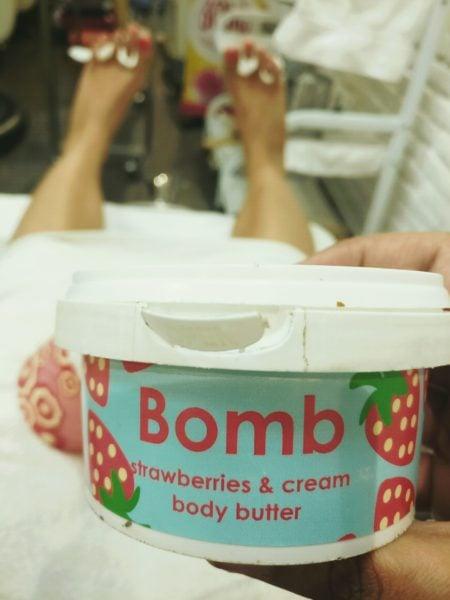bomb cosmetics India