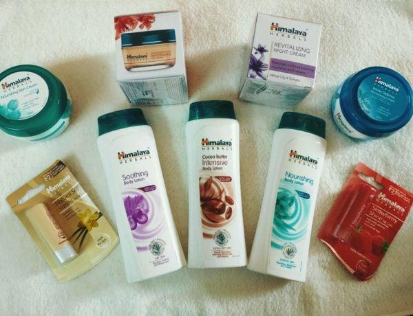 Himalaya herbals products review