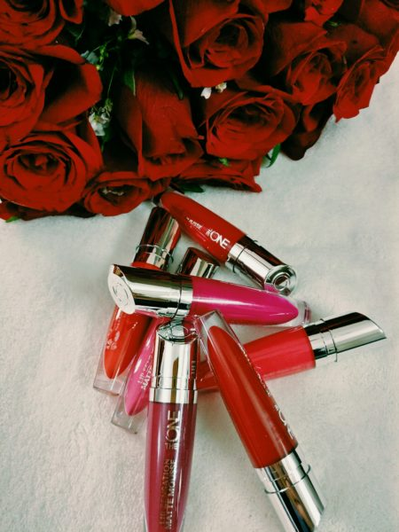 Oriflame The One Lip Sensation Matte Mousse lipgloss