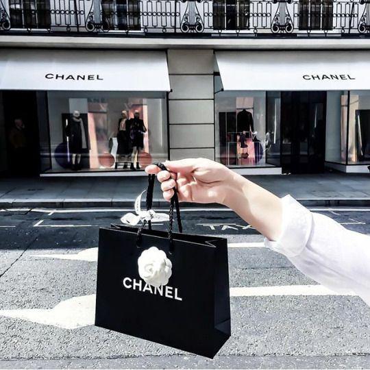Shopping is always a good idea :)
