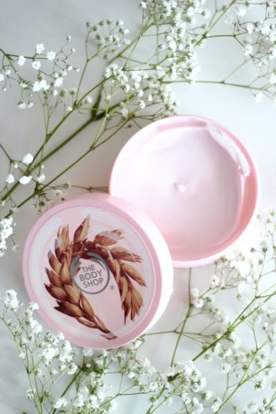 The Body Shop body butters have our heart! Source - Footnotes and Finds