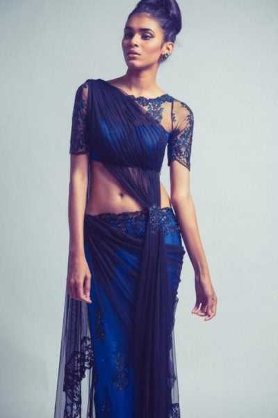 Can't take our eyes off this Neeta Lulla work of art.
