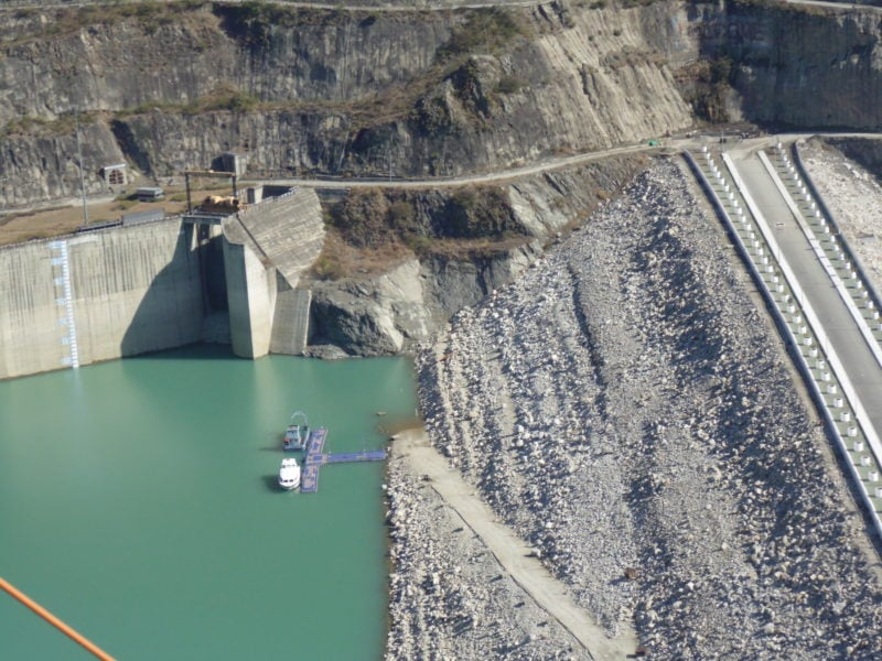 Tehri Dam Uttaranchal