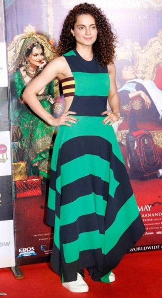 Maxi dresses make an ideal vacay wear... Source - indiarush.com