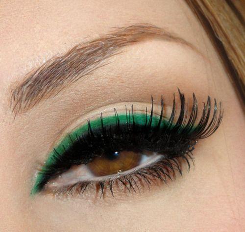 easy eye make-up