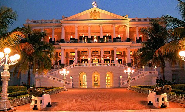 Falaknuma Palace wedding