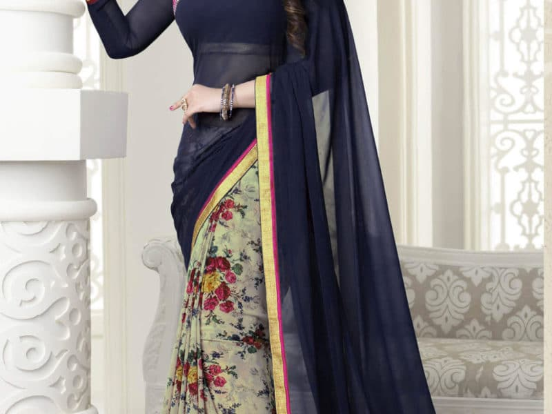 7 types of Sarees for working women