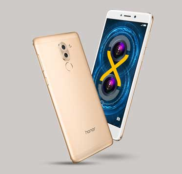 Honor 6X Golden
