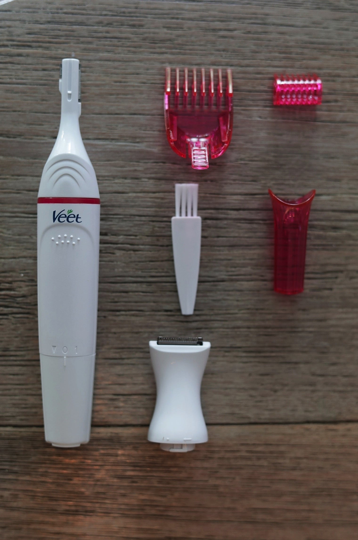 Veet Sensitive Touch Electric Trimmer for Women review