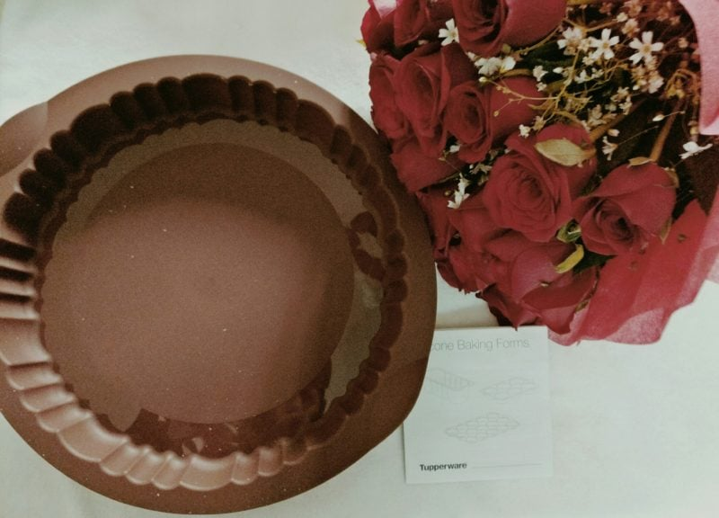 Tupperware Silicone Queen Mold review