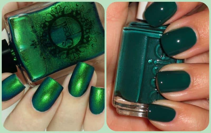 beautiful nail polish