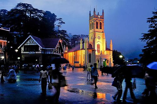 Shimla places to see