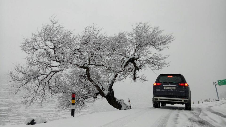 Harsil snow pictures in India