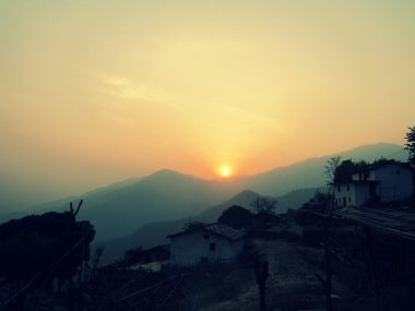 Hill stations in north India